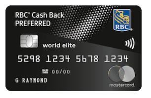 Rewards Canada: August 30 Update: New RBC Cash Back Credit Card