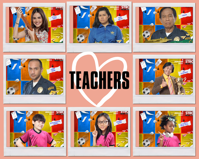 Pemain Film Teachers