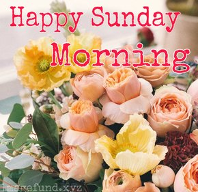 Best Good Morning Sunday Images , Wishes | Happy Sunday Images ...