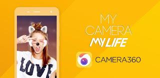 Camera360 v9.8.7 VIP - Selfie Photo Editor With Funny Sticker Mod APK