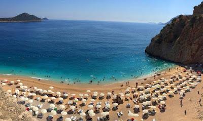 Pantai Patara Turki