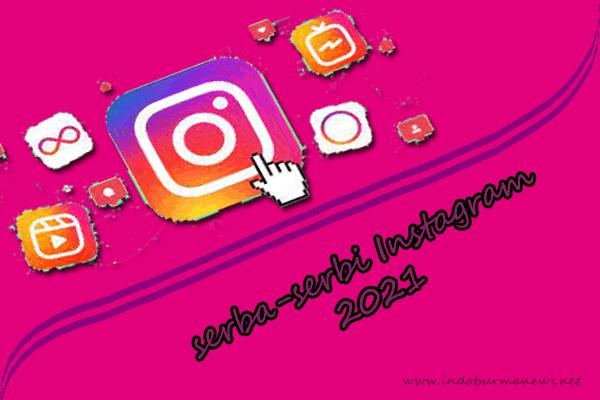 Serba Serbi Instagram 2021