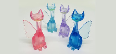 Fairy Tuttz Mini Resin Figures by Argonauts Resins