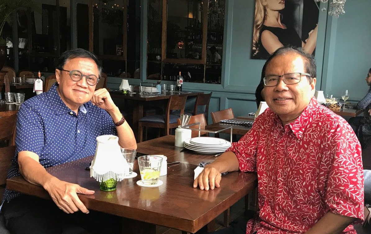 Dipo Alam: democracy in Indonesia is starting to clog up