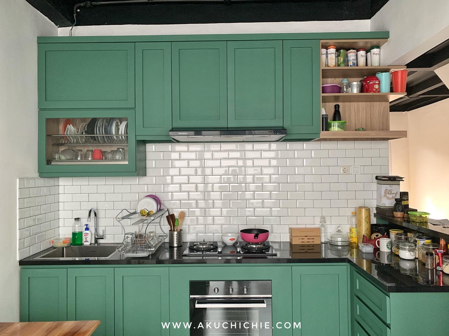 dapur minimalis ala pinterest