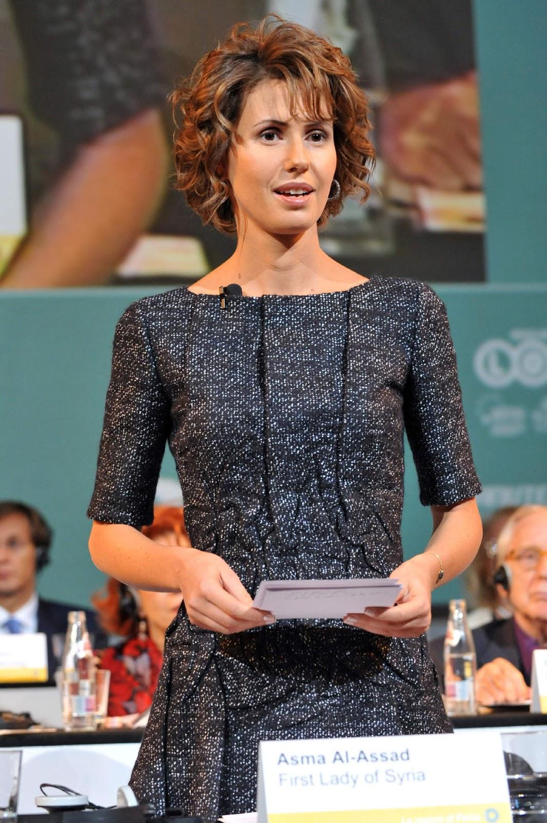 EBL: First Lady of Syria Asma al-Assad Rule 5