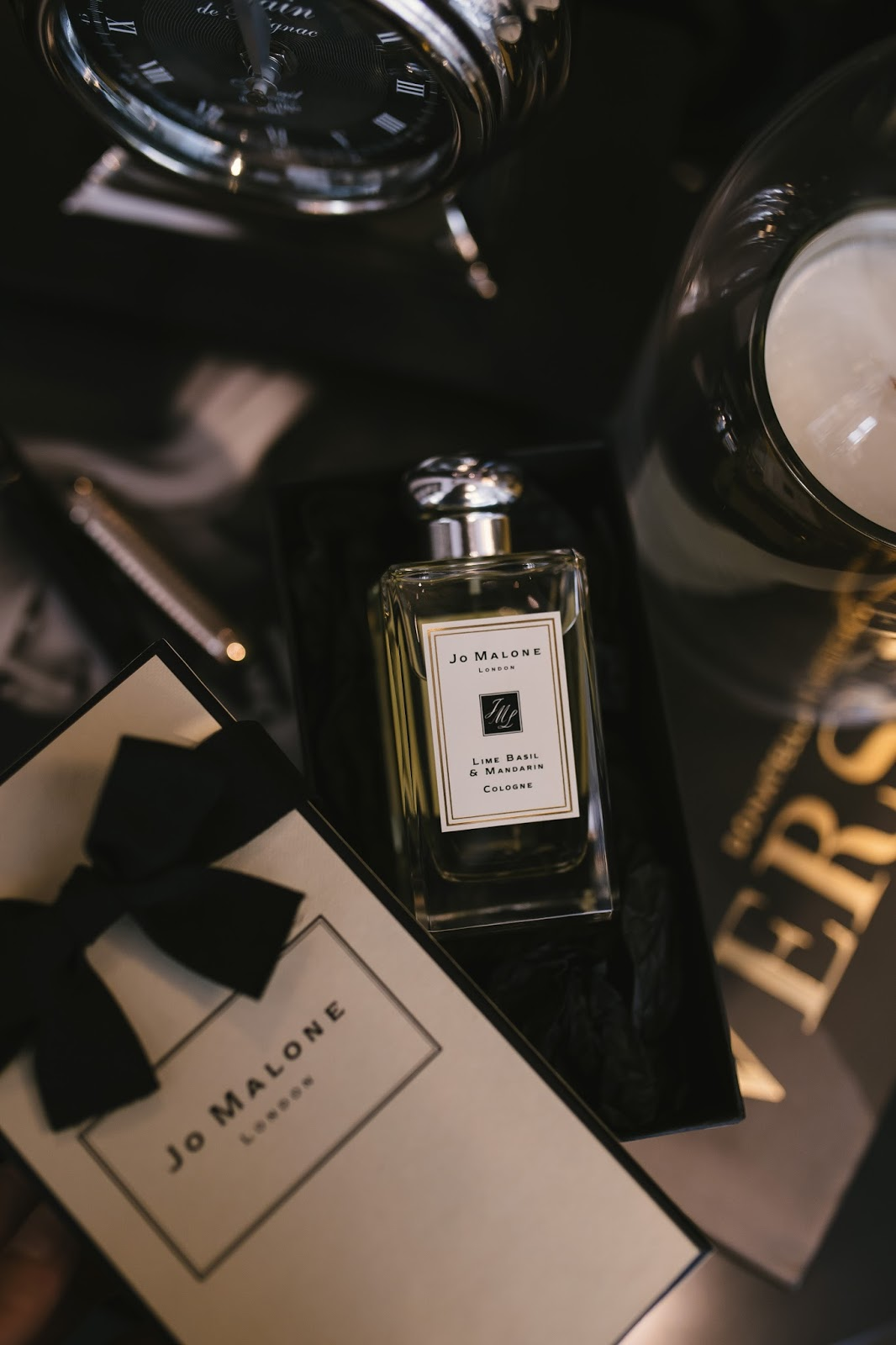 Jo Malone London - Lime Basil & Mandarin Cologne