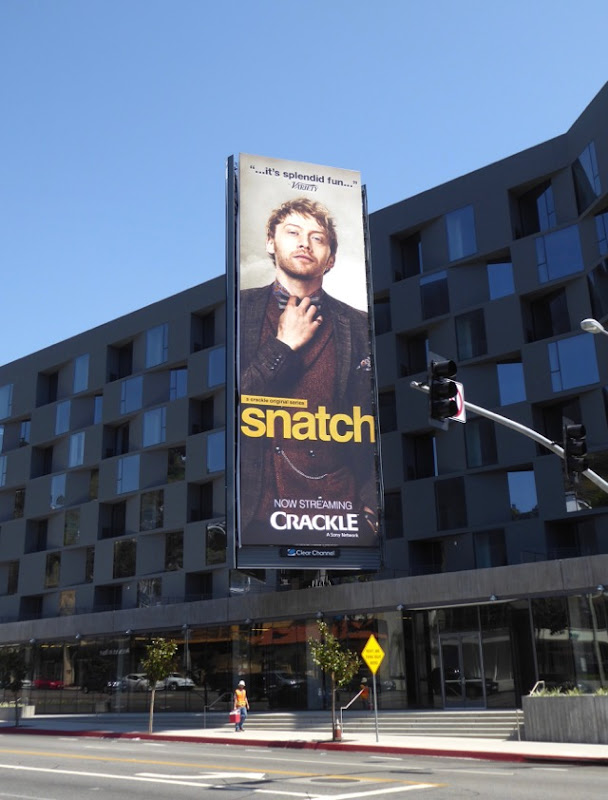 Snatch season 1 billboard