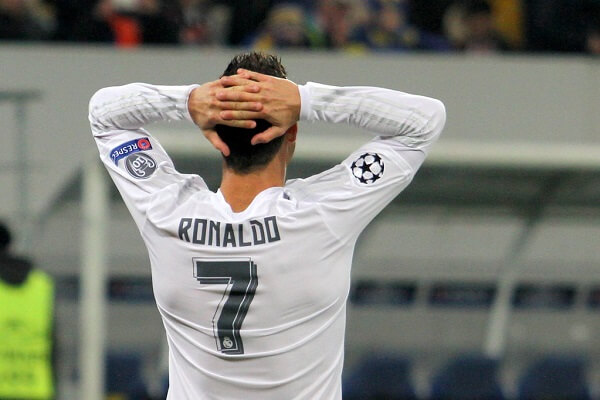 Ronaldo becomes the first billionaire in the world of football