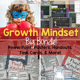 What is Growth Mindset? How will changing my students' mindset affect my elementary classroom?