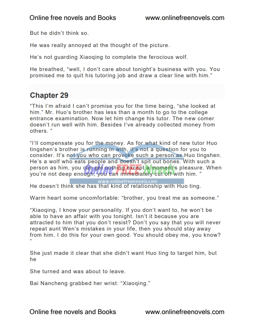 The Romance Of Mr. Walton Chapter 26 To 30 PDF