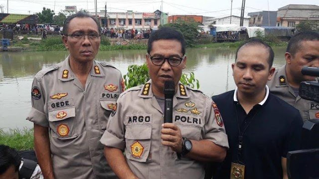 Ini yang Bakal Dilakukan Polisi jika Linggis Haris Simamora di Sungai Kalimalang Tak Ditemukan