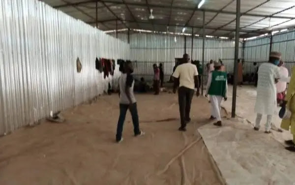 Police rescue over 600 workers locked for 3 months in Kano rice factory