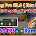 File Fix Lag Liên Quân Pro 52.0 ( Siêu Nhẹ ) File Dành Riêng Cho Máy Cấu Hình Yếu - Tăng Full 60FPS