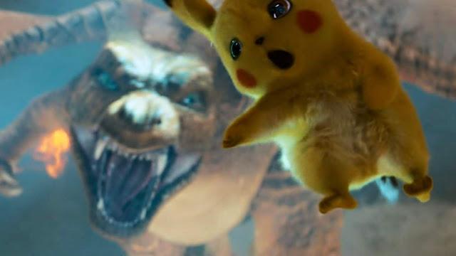 Pikachu dalam film Pokémon: Detective Pikachu