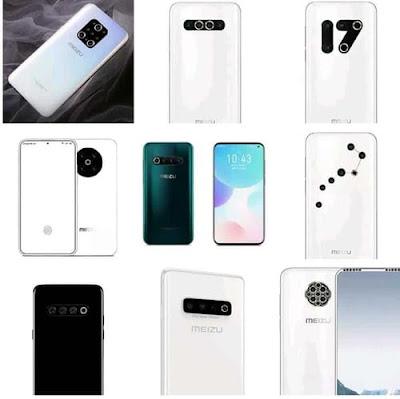 Leak reveals rear camera for the Meizu 17 and Meizu 17 PRO 5G phones