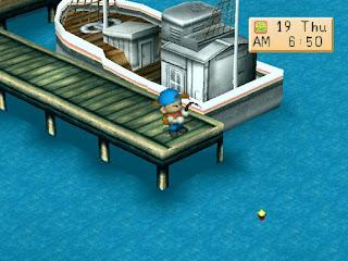 Panduan Memancing Ikan Legendaris di Game Harvest Moon BTN