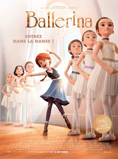 Leap! Ballerina 2016 Bluray