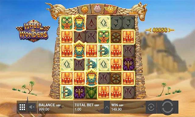 Ulasan Slot Push Gaming Indonesia - Wheel of Wonders Slot Online