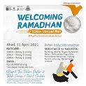 Welcoming Ramadhan Virtual Run • 2021