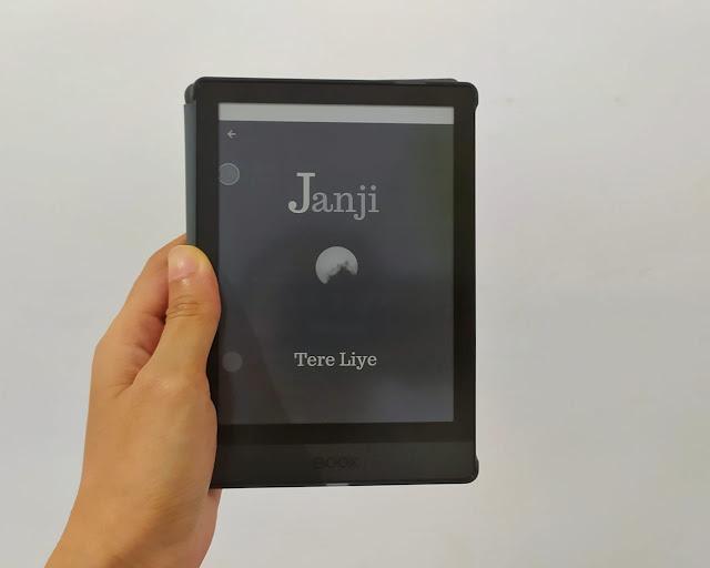 Review Janji - Tere Liye