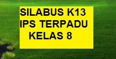 SILABUS K13 IPS TERPADU KELAS 8 SMP REVISI BARU