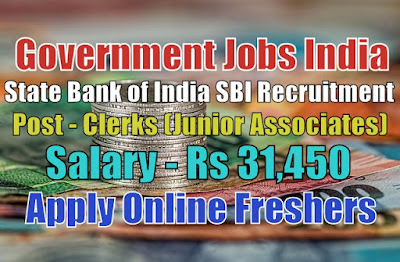 State Bank of India SBI Recruitment 2020