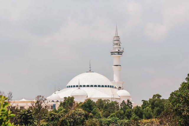 Masjid Sultan Mahmud Riayat Syah Batam