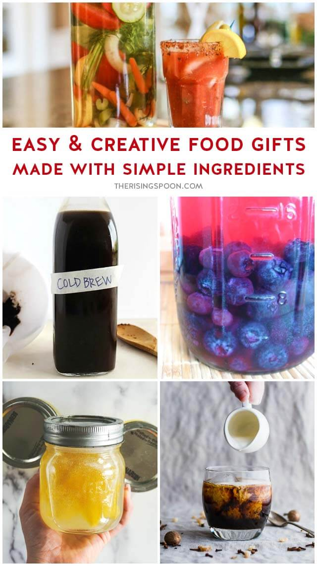 70+ Homemade Christmas Food Gifts (Using Simple Ingredients)