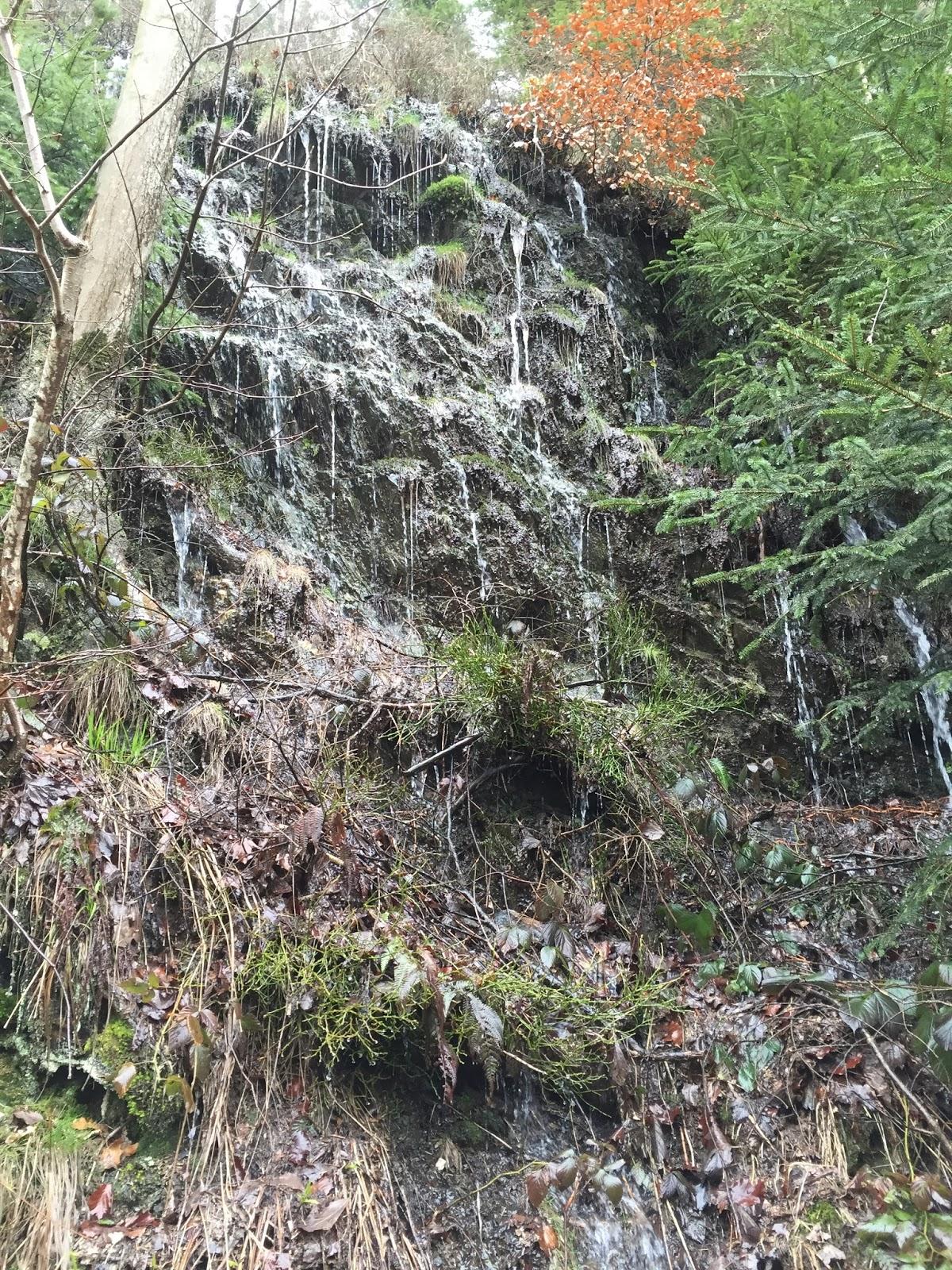 Belgia Ardeny wodospad