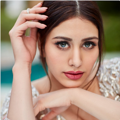 Loveratri Movie Actress, Loveratri Movie Actress Warina Hussain Images & Pictures, Warina Hussain actress latest photo and pictures