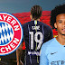 Bayern Munich agree to sign Leroy Sane from Manchester City for £54.8m in a five-year deal (photo)