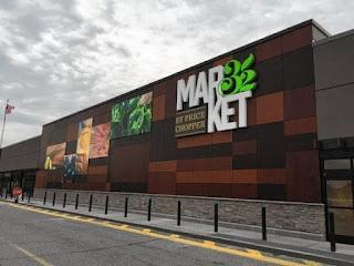 Fachada Supermercado Moderno