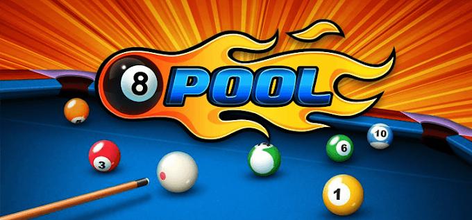 تهكير لعبة بلياردو 8 ball pool - تهكير كوينز 8 ball pool