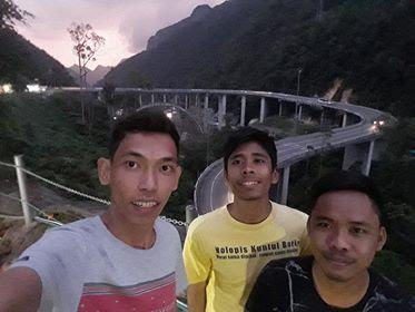 flyover kelok 9 payakmbuh sumatera barat
