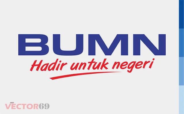 Logo BUMN Hadir Untuk Negeri - Download Vector File EPS (Encapsulated PostScript)