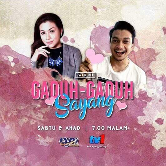 Drama Gaduh-Gaduh Sayang (2017) TV1
