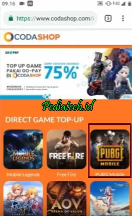 Cara Mendapatkan UC PUBG Mobile Gratis Dari Tencent 2019 - Pediatech id