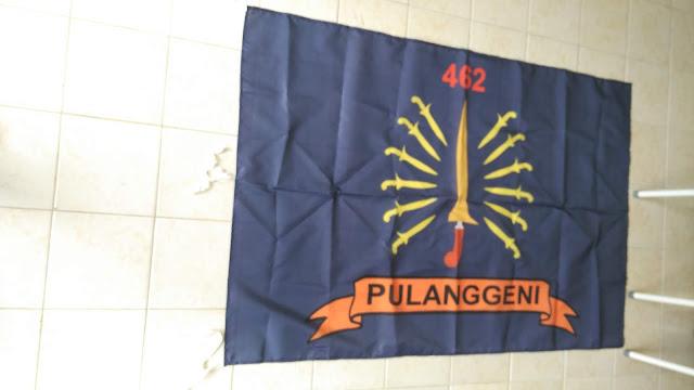 Bendera Organisasi Pulanggeni