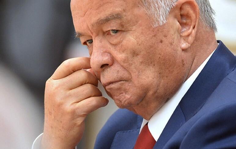 ВУзбекистане госпитализировали президента страны Ислама Каримова