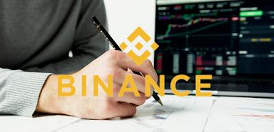 Binance bitcoin trading