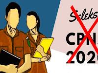 Jangan Berharap Jadi PNS, BKN Pastikan Tahun 2020 ini Tak Ada Penerimaan CPNS