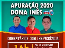 DONA INÊS/PB - Portal Olhe fará cobertura da apuração de votos neste domingo