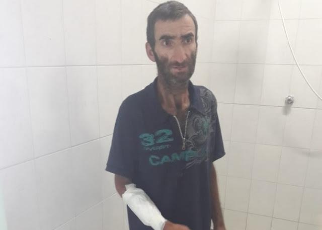 Homem sobrevive três semanas perdido em floresta em Conceição do Castelo