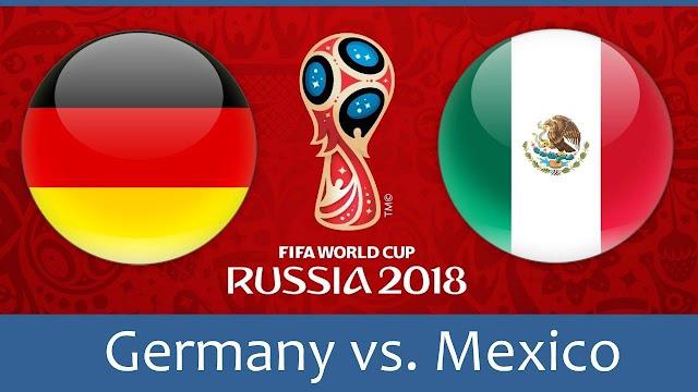 المانيا والمكسيك