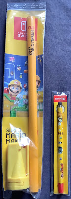 Super Mario Maker 2 Pencil and Stylus
