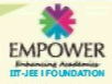 Empower IIT Recruitment 2016