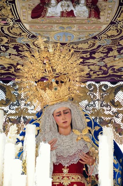 María Stma. de las Angustias - Hdad Gitanos (Sevilla)