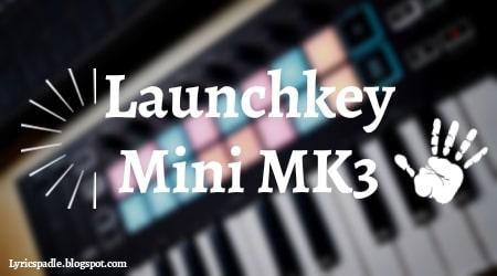 Novation Launchkey Mini MK3 Ableton Controller, Best Ableton Controller, Ableton Controller
