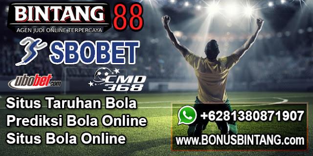 Prediksi Bola Online | Situs Taruhan Bola | Situs Bola Online